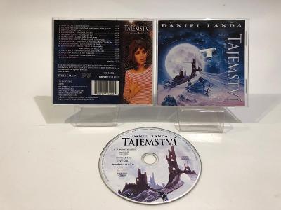 CD  Daniel Landa TAJEMSTVÍ