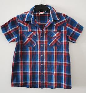 Chlapecká košile Lee Cooper vel.9-10let