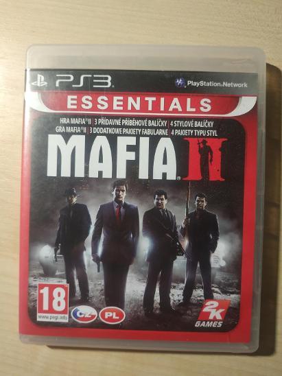 Mafia 2 PS3 CZ komplet + 3 DLC - Hry