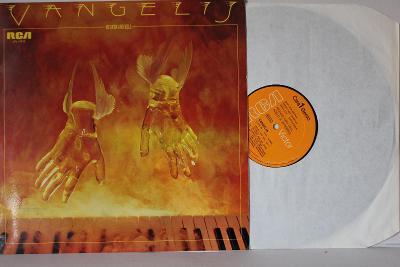 Vangelis – Heaven And Hell LP 1976 vinyl Spain 1.press jako nove NM