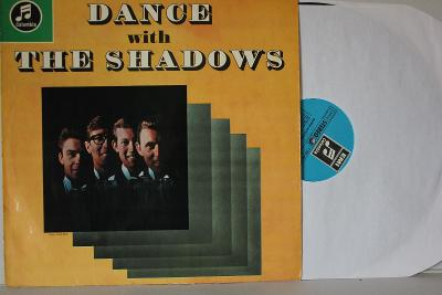 The Shadows – Dance With The Shadows LP 1966 vinyl Instrumental top EX