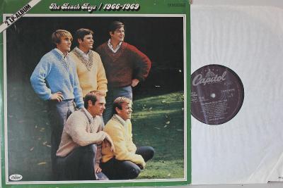 The Beach Boys – 1966-1969 2xLP 1983 vinyl Psychedelic Rock, Surf EX