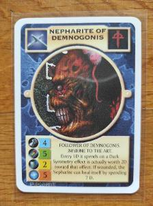 Doomtrooper - DEMNOGONISŮV NEFARIT (AJ, ZS, unlimited)