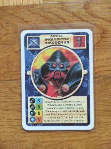 Doomtrooper - ARCIINKVIZITOR NIKODEMUS (AJ, ZS, unlimited)