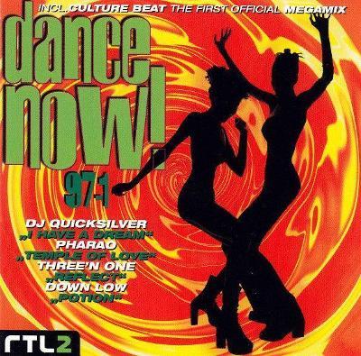 DANCE NOW - 2CD - Volume 1 / 1997