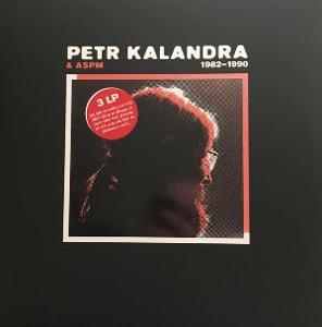 🎸 3LP PETR KALANDRA & ASPM – 1982-1990 /ZABALENO  ❤☮