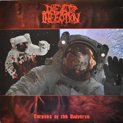 DEAD INFECTION Corpses Of The Universe - LP