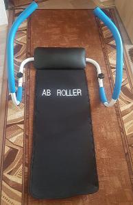 Posilovač břicha AB Roller
