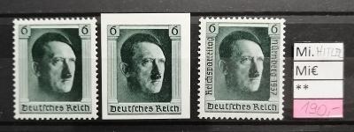 Deutsches Reich Hitler **