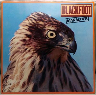 Blackfoot – Marauder 1981 Germany Vinyl LP 1.press
