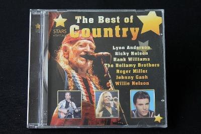 CD - Various - The Best Of Country
