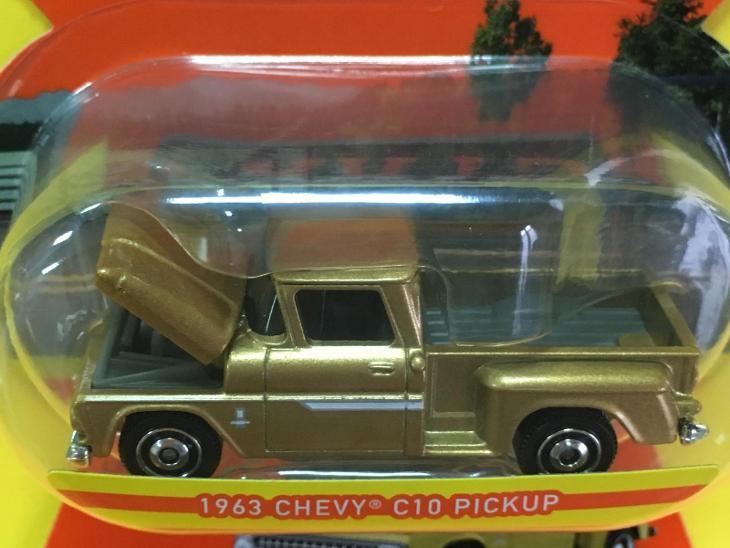 1963 Chevy C10 Pickup - Matchbox moving parts 18/20 (MB5-n3) - Modelářství