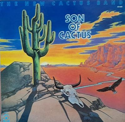 LP THE NEW CACTUS BAND-SON OF CACTUS