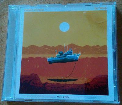 Paulie Garand & DJ Wich - Mezi prsty CD, 2020 TNKD0041