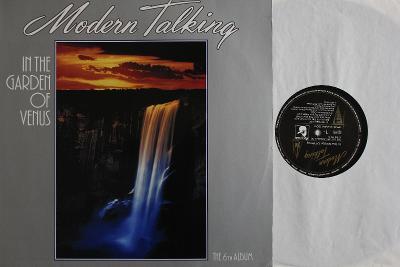 Modern Talking – In The Garden Of Venus - The 6th Album LP 1987 vinyl