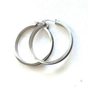 Krásné náušnice kruhy