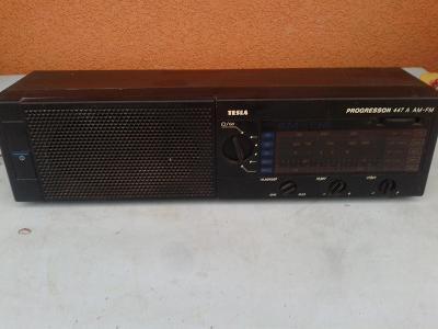 radio TESLA PROGRESSON