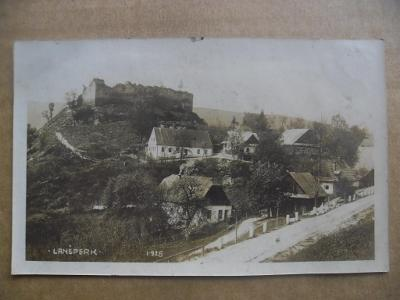 hrad Lanšperk Ústí nad Orlicí