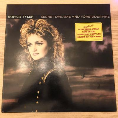 Bonnie Tyler – Secret Dreams And Forbidden Fire (TOP STAV)