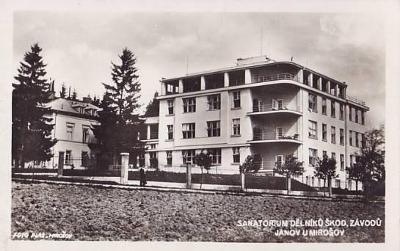 JANOV - MIROŠOV - SANATORIUM -14-QQ59