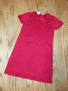 dívčí šaty vel 104/110