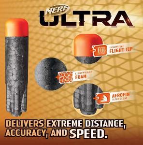 Náboje Nerf Ultra - nové v náhradním obalu