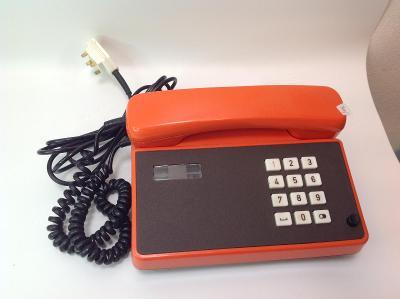 telefon tlačítkový Tesla Stropkov