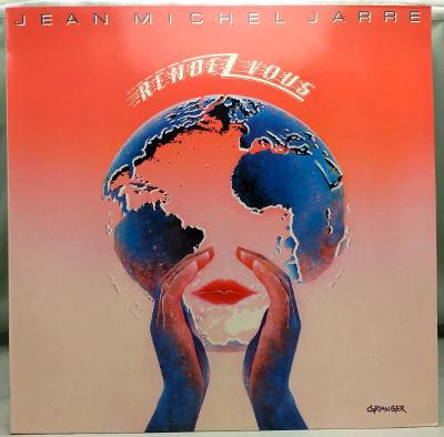Jean Michel Jarre – Rendez-Vous 1986 Germany Vinyl LP 1.press