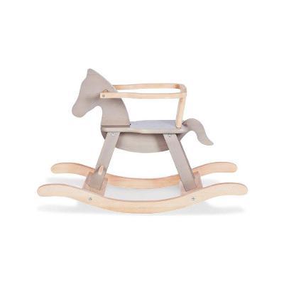 Pinolino houpací koník dřevěný