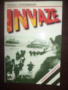 Invaze - Rudolf Strobinger