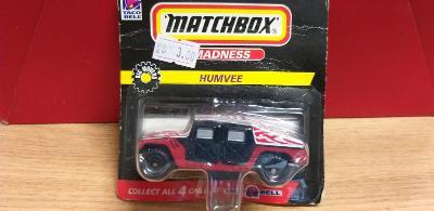 MATCHBOX TACO BELL ´´ HUMVEE ´´ 1998