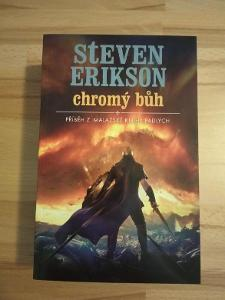 Malazská kniha mrtvých 10. - Chromý bůh, Steven Erikson