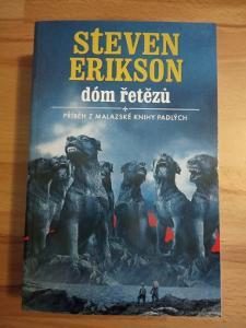Malazská kniha mrtvých 4. - Dóm řetězů, Steven Erikson
