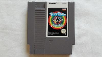 TINY TOON ADVENTURES - HRA NINTENDO NES