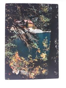 Vysoké Tatry - Mengusovská dolina - pohled. VF