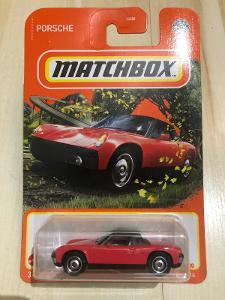 Matchbox ´71 Porsche 914