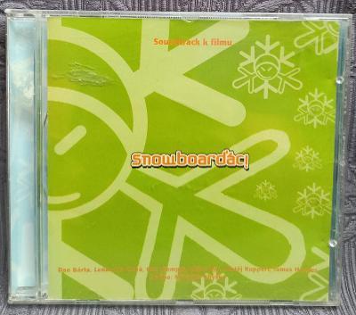 CD - Soundtrack - Snowborďáci (2004)