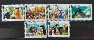 Jersey ** 485/90 200 let od Francouzské revoluce (aukce PO233)