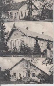 Mirošov, partie domy, více záběrů
