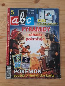 ABC 5 Ročník 46 (r. 2001)