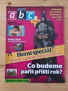 ABC  plus Vyšlo spolu s ABC č. 23/2011