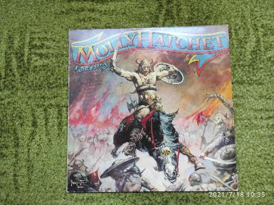 Prodám LP Molly Hatchet - Beating The Ods