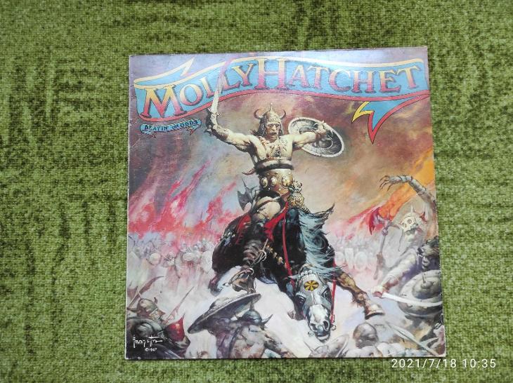 Prodám LP Molly Hatchet - Beating The Ods - Hudba