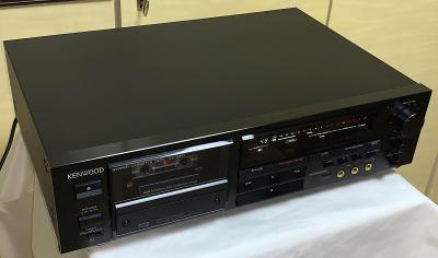 KENWOOD KX-9010 Stereo Cassette Deck/D-Capstan/Amorphous Head(Japan)