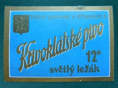 PE - Pivovar - Křivoklát