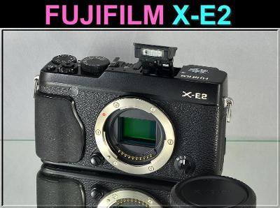 💥 FUJIFILM X-E2 **16.3Mpx CMOS II*Full HD video*RAW*WiFi** TOP👍