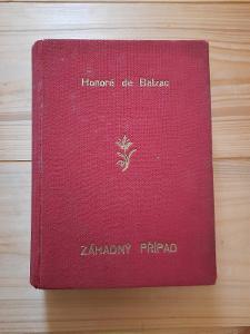 Záhadný případ Honoré de Balzac