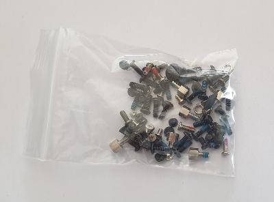 Šroubky z HP Compaq nc6120