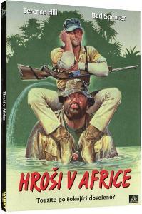 HROŠI V AFRICE (DVD)