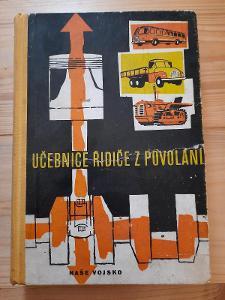 Učebnice řidiče z povolání druhé vydání
